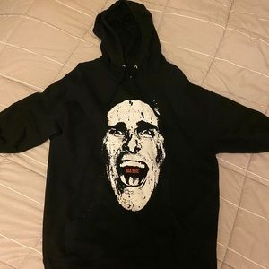 Other - Black graphic hoodie